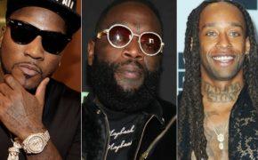 """Jeezy revela a tracklist do seu novo álbum """"TM104"""" com Rick Ross, Ty Dolla $ign e mais"""