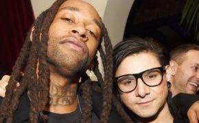 """Skrillex, Ty Dolla $ign e Boyz Noize unem forças em nova música """"Midnight Hour"""""""