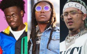 """Ugly God lança álbum de estreia """"Bumps & Bruises"""" com Takeoff, Lil Pump e mais"""