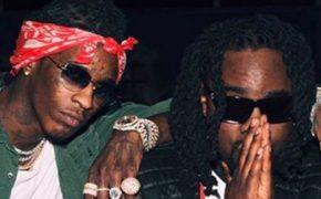 Wale e Young Thug gravaram novo material juntos no estúdio
