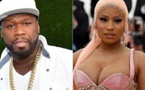 """50 Cent não quer que Nicki Minaj se aposente no rap: """"apenas dê uma pausa"""""""