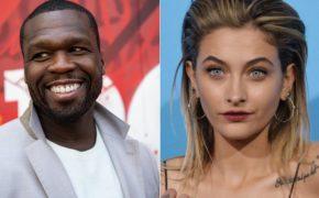 50 Cent rebate comentário da filha do Michael Jackson fazendo piada ácida sobre o cantor
