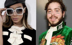 Compositor gringo diz que escreveu música para Anitta e Post Malone gravarem juntos