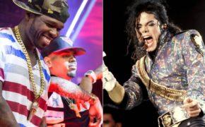 50 Cent divulga vídeo insano do Chris Brown para justificar sua opinião de que ele é melhor do que Michael Jackson