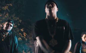 """DaPaz divulga nova música """"R.E.A.L"""" com Azzy, Felp 22 e Chris junto de clipe"""