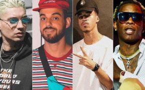 Filipe Ret, Papatinho e L7NNON são anunciados como atrações do Festival CENA2K19 com Young Thug