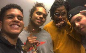 Gaab, Luccas Carlos e Vitão gravaram nova música juntos