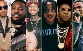 "Hitmaka une Meek Mill, Tyga, YBN Nahmir, 2 Chainz e A Boogie em novo single ""Thot Box"""