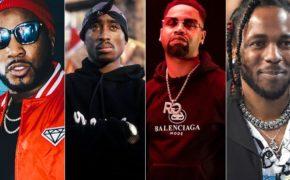 Jeezy revela seu top 5 de melhores rappers da história com 2pac, Juvenile, Kendrick Lamar e mais