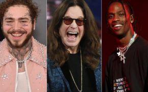 "Post Malone, Ozzy Osbourne e Travis Scott se unem na música ""Take What You Want""; OUÇA"