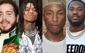 Post Malone anuncia novo festival com Rae Sremmurd, Pharrell, Jaden Smith, Meek Mill, SAINt JHN e mais