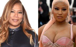 Queen Latifah acha que Nicki Minaj só deve dar um tempo em carreira e não se aposentar