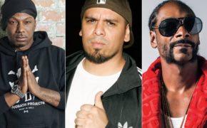 "Ras Kass divulga novo álbum ""Soul on Ice 2"" com Immortal Technique, Snoop Dogg, Styles P e mais"