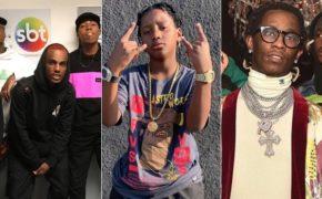 Recayd Mob, MC Caverinha e mais são confirmados no Festival CENA2K19 com Young Thug