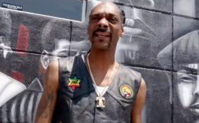 "Snoop Dogg divulga o videoclipe da música ""So Misinformed"" com Slick Rick"