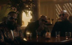 """Swizz Beatz, Rick Ross e DMX divulgam o videoclipe da música """"Just In Case"""""""