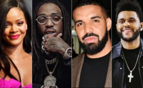 Final de 2019 deve contar com novos álbuns da Rihanna, Migos, Drake e The Weeknd, segundo jornalistas franceses