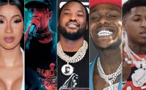 Lista de indicados ao BET Hip-Hop Awards 2019 é divulgada com Cardi B, Travis Scott, Meek Mill, DaBaby, NBA YoungBoy e mais