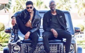"""Black Coffee e Usher somam forças em nova música """"LaLaLa""""; ouça"""