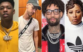 "Yung Bleu lança novo projeto ""Investments 6"" com JD On Tha Track, PnB Rock, Dej Loaf, Lil Tjay e mais"