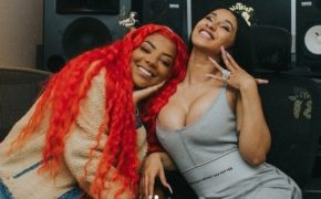 Ludmilla e Cardi B entram no estúdio em Nova York para gravar nova música juntas