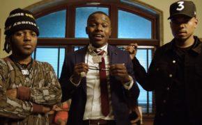 """Chance The Rapper divulga o videoclipe da música """"Hot Shower"""" com DaBaby e MadeinTYO"""