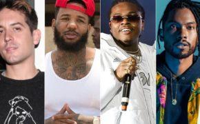 """G-Eazy divulga novo EP """"Scary Nights"""" com The Game, Gunna, Miguel, French Montana e mais"""