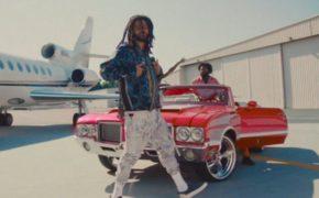 "Dreamville divulga o videoclipe da música ""Down Bad"" com J. Cole, Young Nudy, J.I.D, Bas e EarthGang"