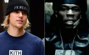 """Justin Bieber gravou novo rap com homenagem ao clássico hit """"Many Men"""" do 50 Cent"""