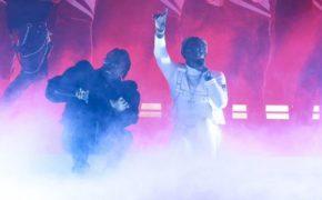 """Young Thug e Gunna performam a música """"Hot"""" juntos no The Tonight Show"""