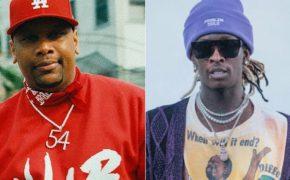 "Joe Moses divulga nova música ""All Rap"" com Young Thug e RJMrLA"