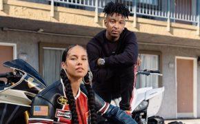 """Alicia Keys traz 21 Savage para remix do seu single """"Show Me Love"""" com Miguel"""