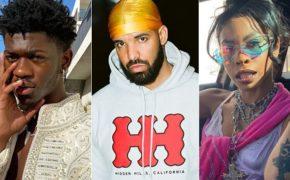 Lil Nas X demonstra desejo de gravar com Drake, Rico Nasty e outros