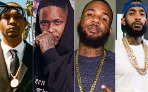 "J Stone lança novo álbum ""The Definition Of Loyal"" com YG, The Game, Nipsey Hussle, Jeremih e mais"