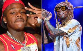 DaBaby gravou nova música com Lil Wayne