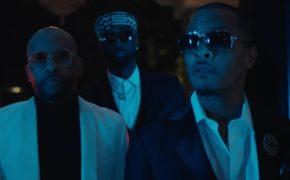 "Royce Da 5'9″, T.I., Cyhi The Prince, Sy Ari Da Kid e White Gold se unem em nova música ""Black Savage"""