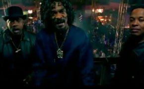 """""""The Next Episode"""" do Dr. Dre com Snoop Dogg é o único som do século 20 a entrar no top 50 do Spotify U.S.A em 2019"""