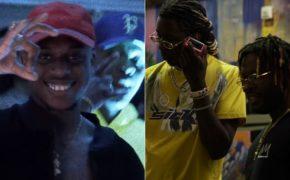 "Recayd Mob lança remix oficial de ""Plaqtudum"" com Strick, membro da banca YSL do Young Thug; confira"