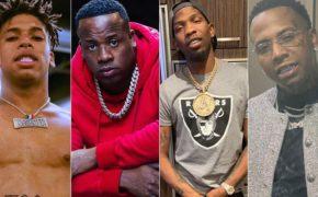 """NLE Choppa traz Yo Gotti, Blocboy JB e Moneybagg Yo para remix do single """"Camelot""""; confira"""