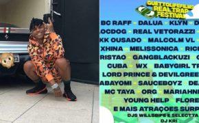 GuettoLifeFilms anuncia festival de trap em São Paulo com BC Raff, DaLua, KK Ousado e mais