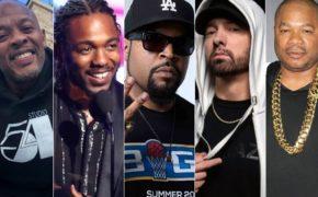 "Dr. Dre finalmente disponibiliza álbum ""Compton"" no Spotify com Kendrick Lamar, Ice Cube, Eminem, Xzibit e mais"