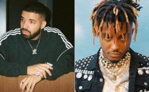 """Drake lamenta morte do Juice WRLD: """"gostaria de ver todos jovens talentos viverem mais"""""""