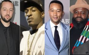 "J. Period divulga nova música ""In The Ghetto (Wake Up!)"" com Rakim, John Legend e Black Thought"
