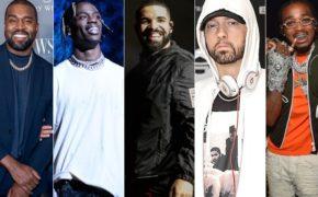 Lista Forbes dos músicos que mais faturaram em 2019 é revelada com Kanye West, Travis Scott, Drake, Eminem e mais