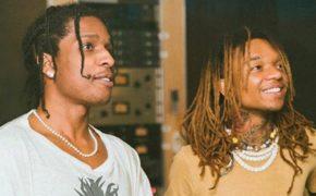 A$AP Rocky e Swae Lee gravaram novo material juntos