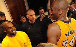 """Kanye West lamenta morte do Kobe Bryant: """"nós amamos você irmão"""""""