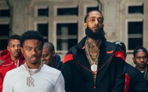 "Nipsey Hussle e Roddy Ricch ganham Grammy de ""Melhor Performance de Rap"" com ""Racks In The Middle"""