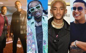"""Trilha sonora do novo filme da saga """"Bad Boys"""" é lançada com Quavo, Meek Mill, Bryson Tiller, Jaden Smith, Daddy Yankee e mais"""