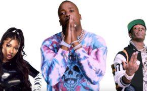 """Yo Gotti divulga clipe do remix do som """"Pose"""" com Megan Thee Stallion e Lil Uzi Vert; confira"""