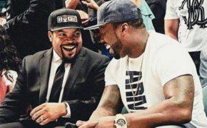 Ice Cube diz que está orgulhoso do 50 Cent pelo trabalho dele no mundo das séries e filmes